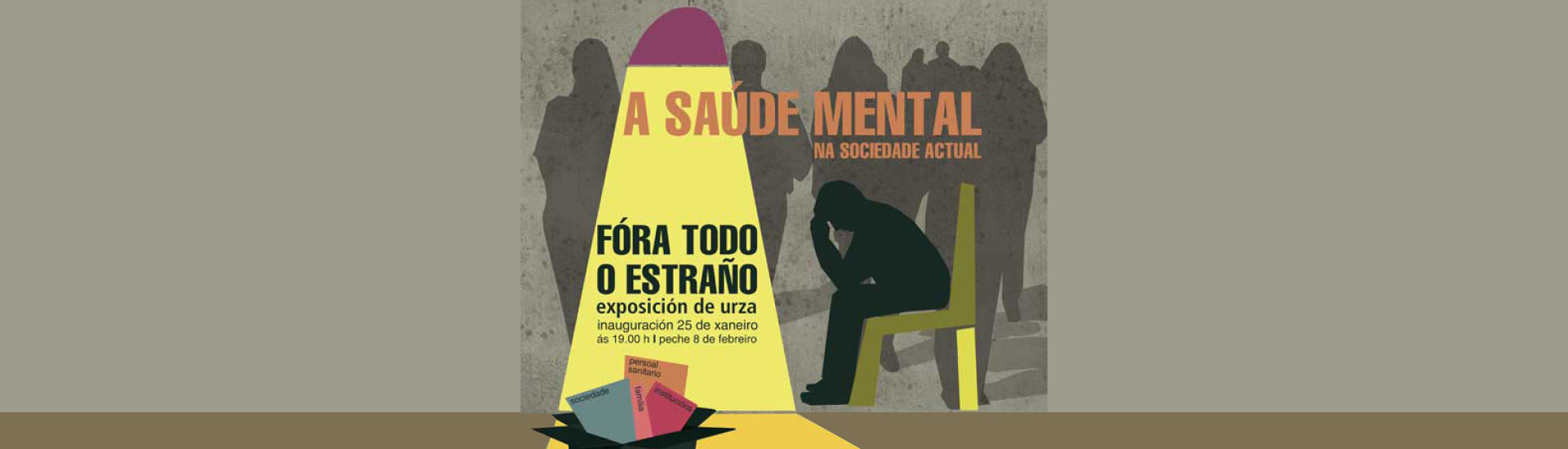 a saúde mental na sociedade actual