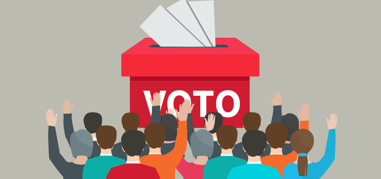 dereito a voto con control